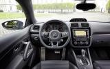 Volkswagen Scirocco dashboard