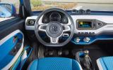 Volkswagen Taigun dashboard