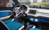 Volkswagen Taigun interior