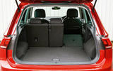 Volkswagen Tiguan boot space