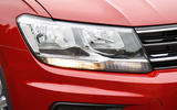 Volkswagen Tiguan halogen headlights