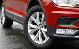 17in Volkswagen Tiguan alloy wheels