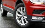 17in Volkswagen Tiguan alloy wheels