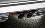 Volkswagen Tiguan rear twin exhaust