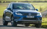 Volkswagen Touareg 3.0 V6 TDI SCR 262 R-Line