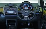 Volkswagen Up dashboard