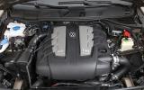 3.0-litre V6 Volkswagen Touareg diesel engine