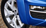 19in Volkswagen Amarok alloy wheels