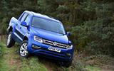 Volkswagen Amarok hill descent