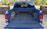 Volkswagen Amarok rear loading bay