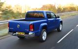 Volkswagen Amarok rear