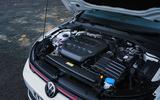 VW Golf GTI engine