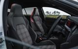 VW Golf GTI frontseats