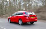 Vauxhall Astra Sports Tourer rear