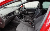 Vauxhall Astra Sports Tourer interior