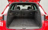 Vauxhall Astra ST boot space