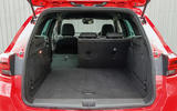 Vauxhall Astra ST seating flexibility