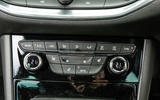 Vauxhall Astra ST climate control