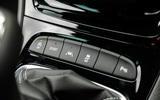 Vauxhall Astra ST Sport button