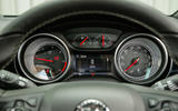 Vauxhall Astra Sports Tourer instrument cluster