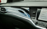 Vauxhall Astra ST glossy trim
