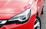Vauxhall Astra Sports Tourer headlight