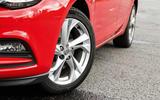 Vauxhall Astra SRi alloy wheels