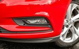 Vauxhall Astra Sports Tourer foglights