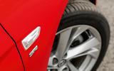 Vauxhall SRi badging