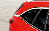 Vauxhall Astra Sports Tourer roofline