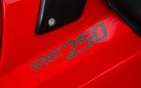 Westfield Sport 250 decals