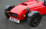 Westfield Sport 250 front end