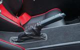 Westfield Sport 250 handbrake