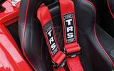Westfield Sport 250 harness