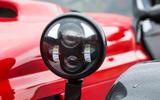 Westfield Sport 250 headlights