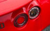 Westfield Sport 250 rear lights