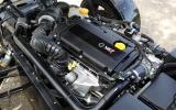 Westfield Sport Turbo Vauxhall engine