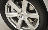 19in Volvo XC90 alloy wheels
