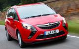 Vauxhall Zafira Tourer 1.6 CDTi first drive review