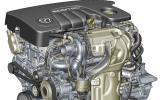 Vauxhall Zafira Tourer 1.6 CDTi engine