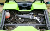 Zenos E10 S engine bay
