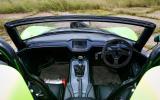 Zenos E10 S dashboard