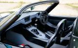 Zenos E10 S interior