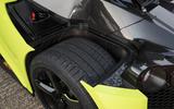 Zenvo TS1 GT tyres