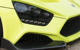 Zenvo TS1 GT LED headlights