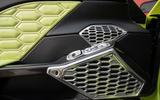Zenvo TS1 GT hexagonal speakers