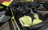 Zenvo TS1 GT interior