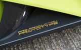 Zenvo TS1 GT pre-production badging