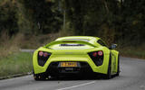 Zenvo TS1 GT rear cornering