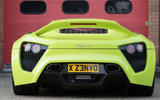 Zenvo TS1 GT rear end